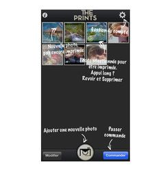 The Prints : des tirages aux multiples formats