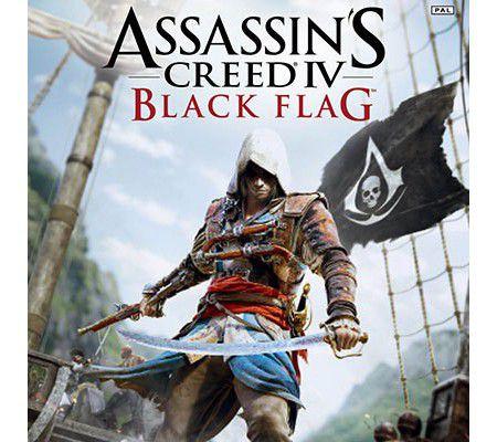 Assassin's Creed 4 Black Flag Wii U