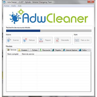 Adwcleaner: nettoyez les PC en un clic
