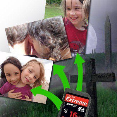 Recuva : Récupérer des photos effacées par erreur