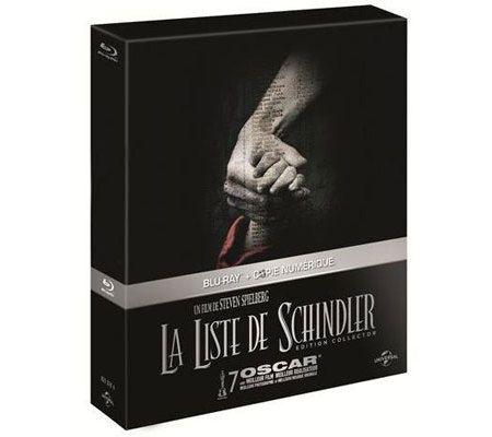 La liste de Schindler (restauration Spielberg 2013)
