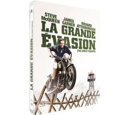 La grande évasion (restauration 4K/2013)