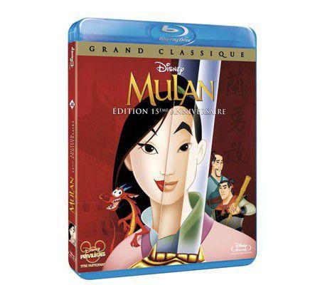 Mulan (réédition Disney 2013)