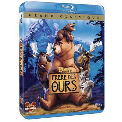 Frère des ours, vous aimez les films avec de superbes aurores boréales  ?
