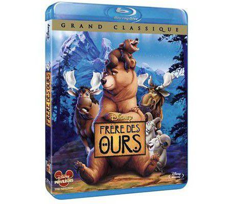 Frère des ours (réédition Disney 2013)
