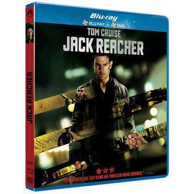 le Blu-ray de Jack Reacher