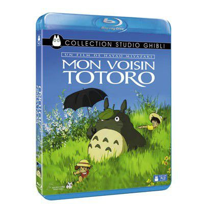 Mon voisin Totoro (studio Ghibli)
