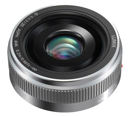 Panasonic Lumix 20 mm f/1,7 II Asph.