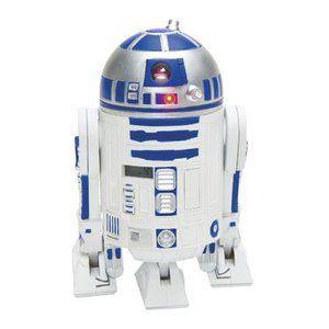 Projection R2D2 Star Wars avec la sonnerie R2D2