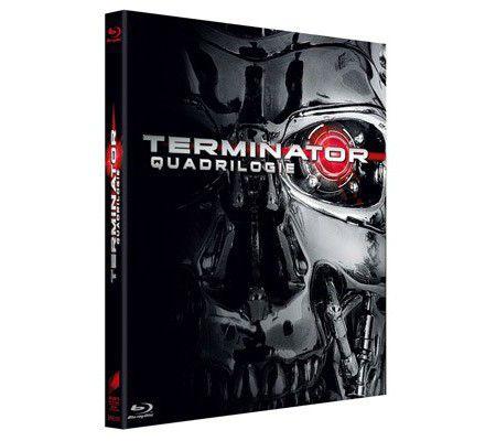 Terminator, l'intégrale (1, 2, 3 et 4)
