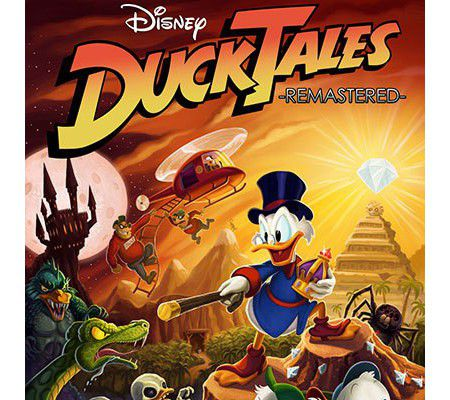 DuckTales Remastered Xbox 360