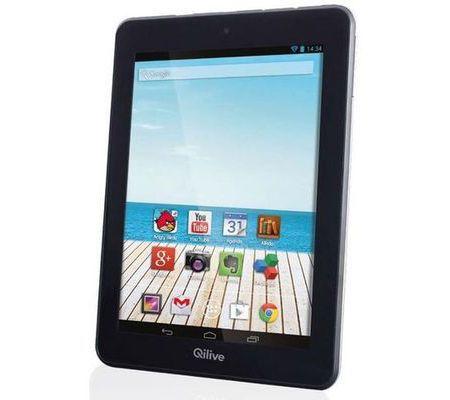 475697495f8 Auchan se lance dans les tablettes et les smartphones avec Qilive ...