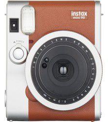Fujifilm Instax Mini 90: le plus évolué et le plus rétro des instantanés