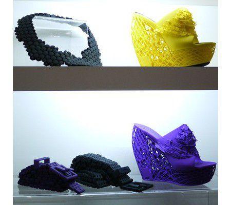 Les imprimantes 3D sur le CES 2014
