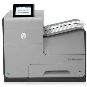 HP Officejet Enterprise Color MFP X555