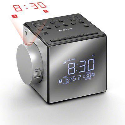 Sony ICF-C1PJ: un radio-réveil avec chargeur USB