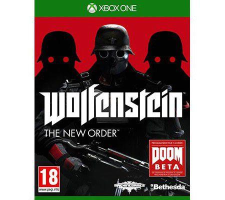 Wolfenstein : The New Order XBOX One