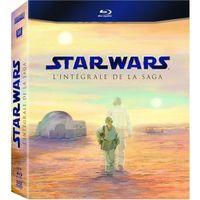 Star Wars, L'intégrale de la saga - Coffret 9 Blu-ray