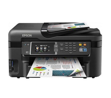 Epson WorkForce WF-3620DWF