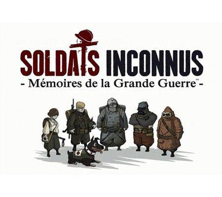Soldats Inconnus : Mémoires de la Grande Guerre PC