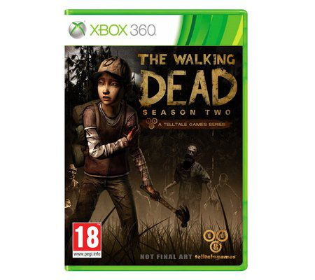 The Walking Dead Saison 2 Xbox 360