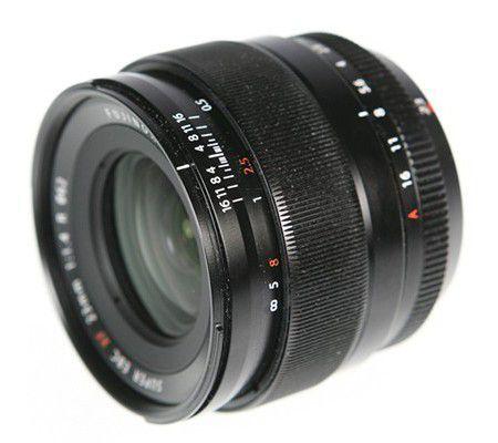 Fujifilm Fujinon XF 23 mm f/1,4 R