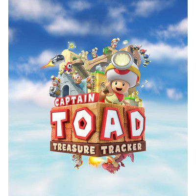 Captain Toad Treasure Tracker, champignons et réflexion