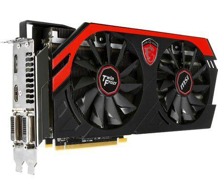 MSI Radeon R9 290X Gaming 8G