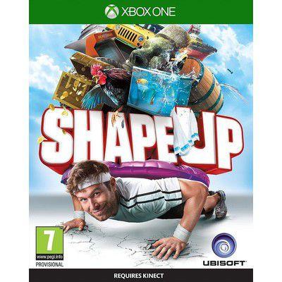 Shape Up, le fitness ludique avec Kinect