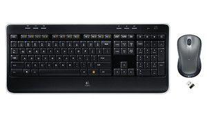[MAJ] Bon plan – Combo clavier-souris sans-fil Logitech MK520 à 25€