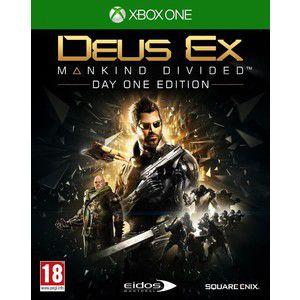 Deus Ex : Mankind Divided Xbox One