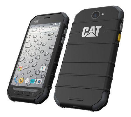 Cat Phones S30