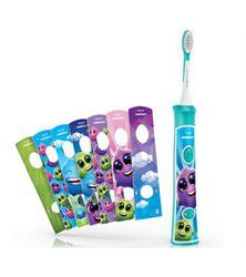Philips Sonicare for Kids HX6321/03 : une application qui travaille sur l'affect