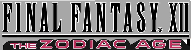 Final fantasy xii logo png - photo#34