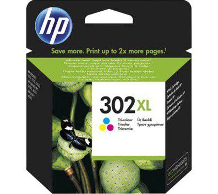 HP Cartouche 302XL couleurs