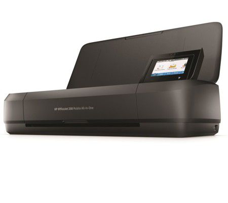 hp officejet 250 test complet imprimante les num riques. Black Bedroom Furniture Sets. Home Design Ideas