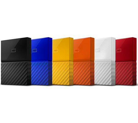 Western Digital My Passport 4 To