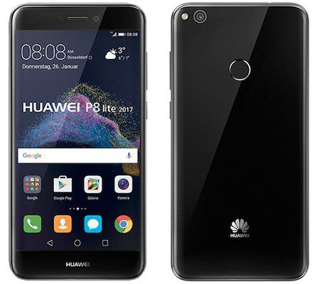 coque huawei p8 lite 2017 double face