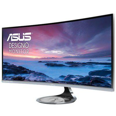 Asus Designo MX34VQ: un moniteur 34 pouces incurvé FreeSync 100 Hz