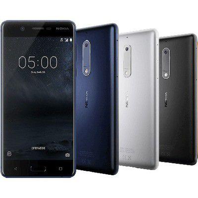 Nokia 5, un retour sous le signe de l'élégance
