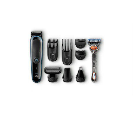 Braun MultiGromming kit « de la tête aux pieds»