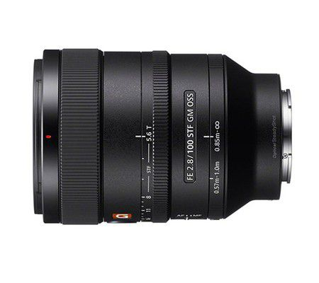 Sony FE 100 mm f/2,8 STF GM OSS