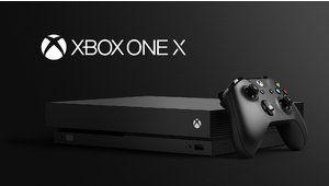 La Xbox One X est désormais disponible en précommande