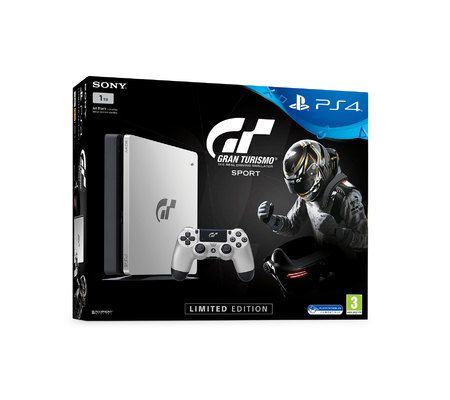 la playstation 4 en dition sp ciale gran turismo sport les num riques. Black Bedroom Furniture Sets. Home Design Ideas
