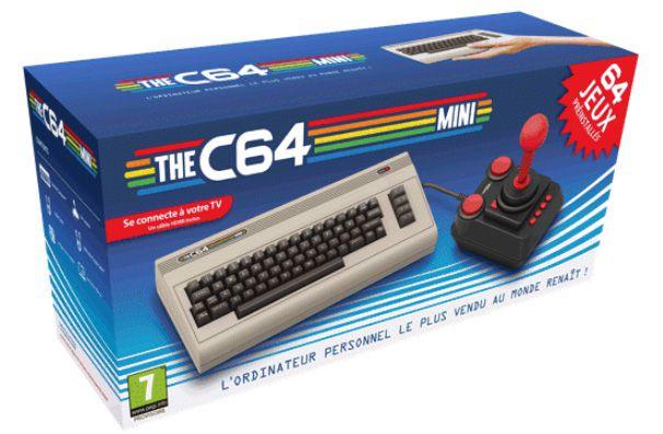 Le Commodore 64 revient en version