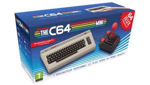 """[MàJ: date de sortie] Le Commodore 64 revient en version """"mini"""""""