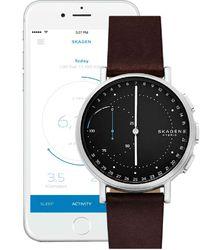 Skagen Signatur Connected: la montre hybride qui a tout pour elle