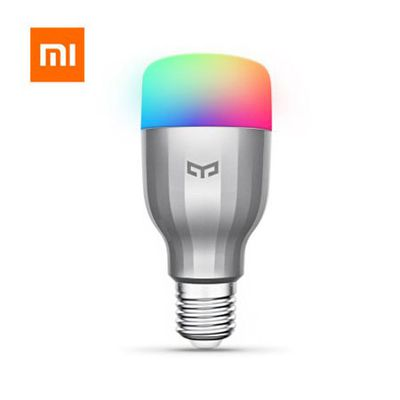 Ampoule Xiaomi Yeelight E27 9W RGB LED: la lumière à tous les étages