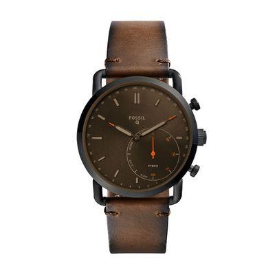 Fossil Q Commuter: à l'heure des nouvelles montres hybrides
