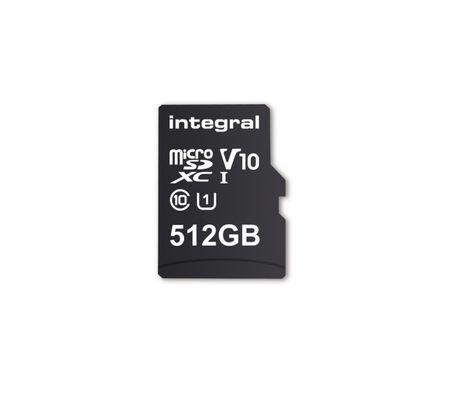 microSDXC V10 512 Go